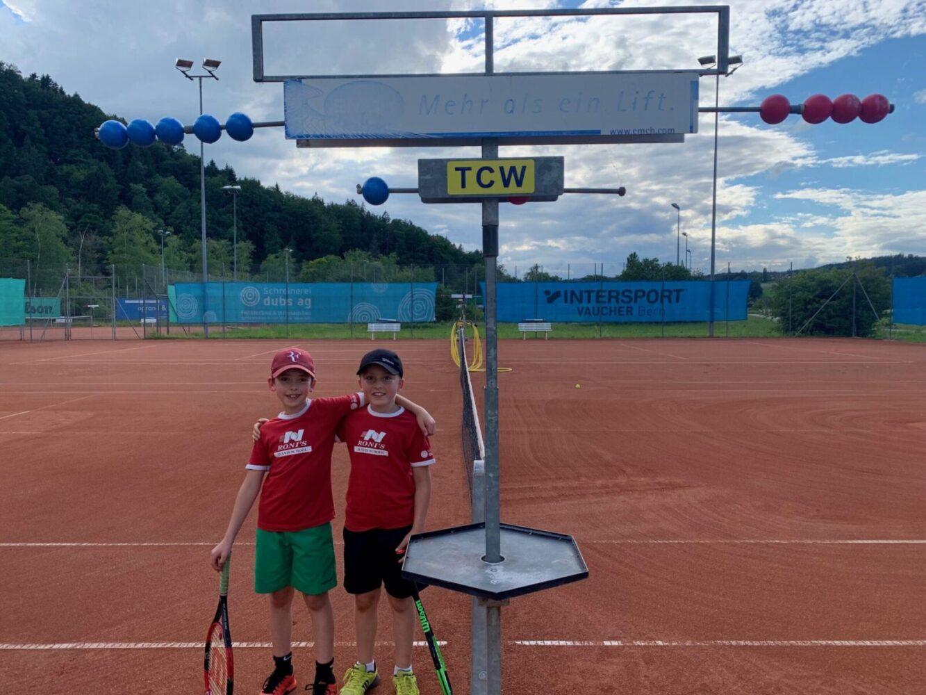 Roni's Tennis School - JIC 2020